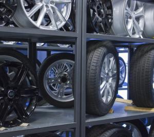Reifenlagersystem